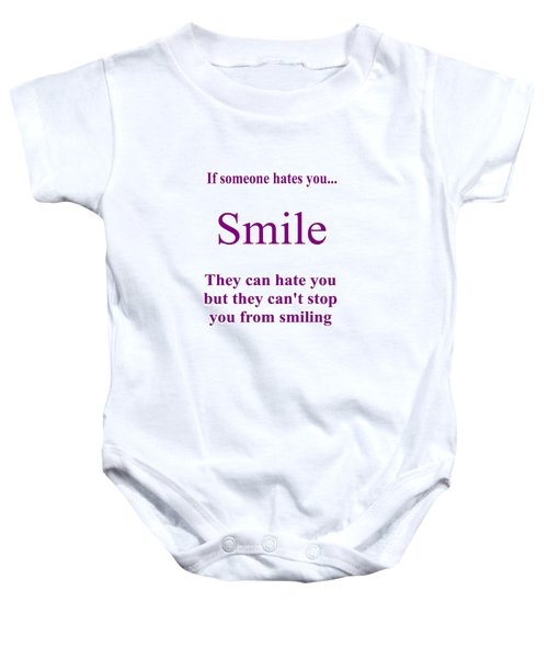 Smile Baby Onesie