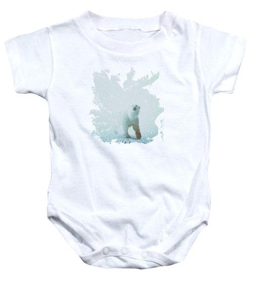 Snow Patrol Baby Onesie by Katherine Smit