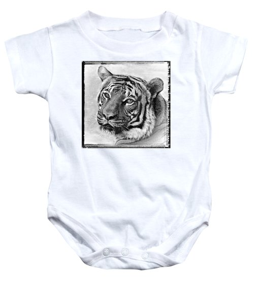 Sometimes Less Is More Baby Onesie