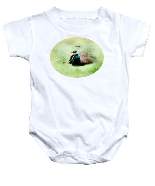 Sophisticated  Baby Onesie by Anita Faye