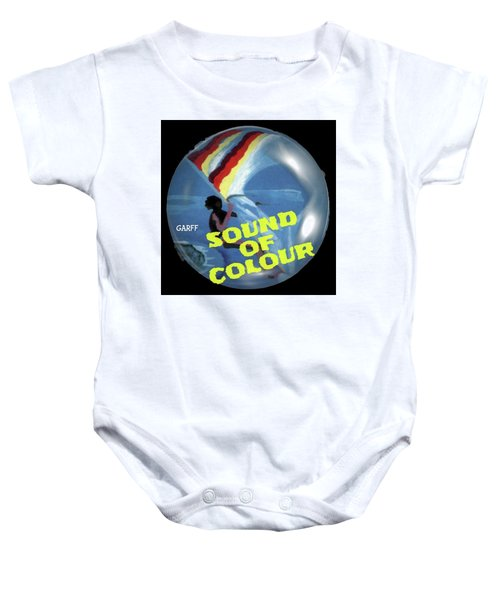 Sound Of Colour Baby Onesie