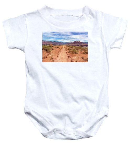 South Kaibab Trail Baby Onesie