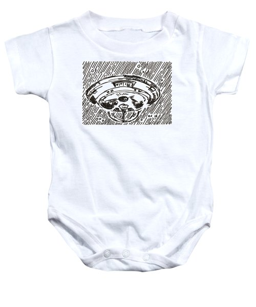 Space 2 2015 - Aceo Baby Onesie