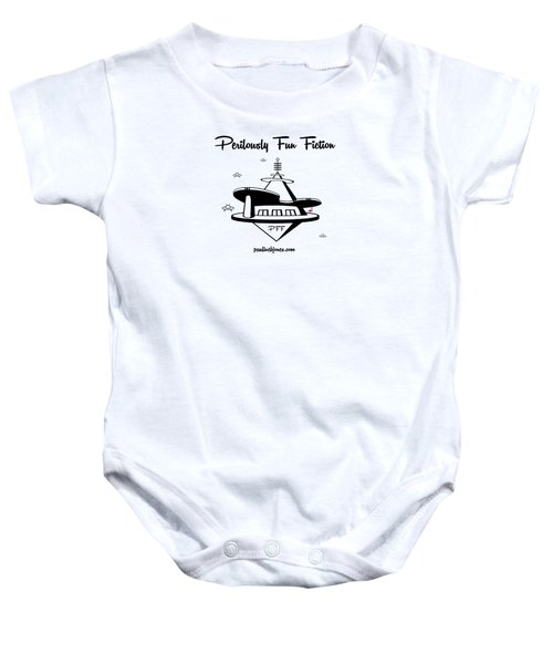 Space Station Baby Onesie by Ana Baird