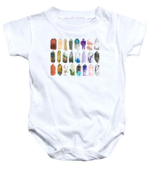 Spectrum Quartz Baby Onesie