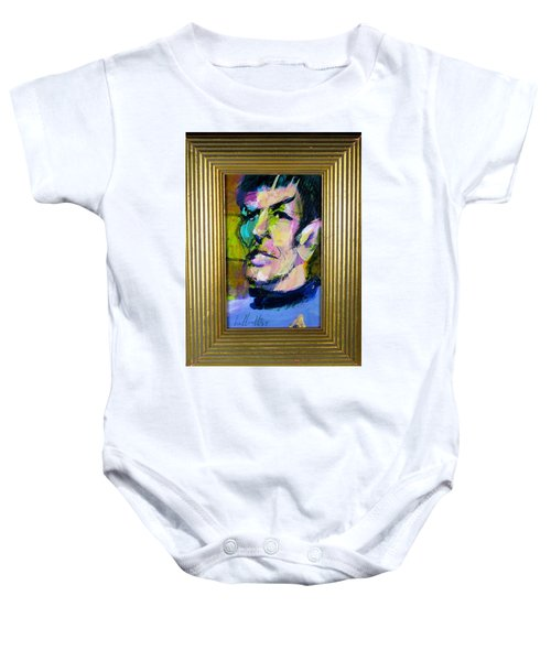 Spock Baby Onesie