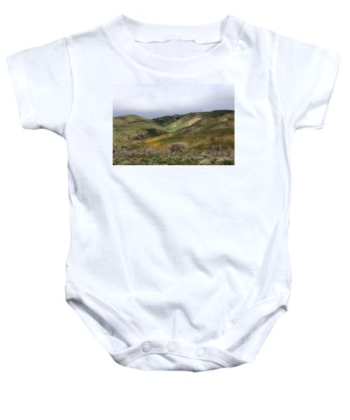 Spring At Door Baby Onesie