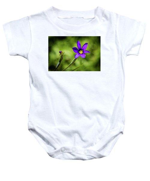 Spring Blooms Baby Onesie