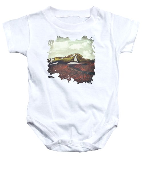 Spring Thaw Baby Onesie by Katherine Smit