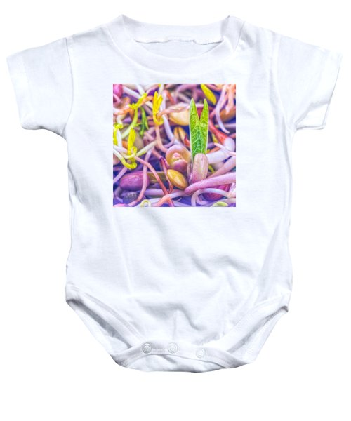 Sprouts Are Magic Baby Onesie