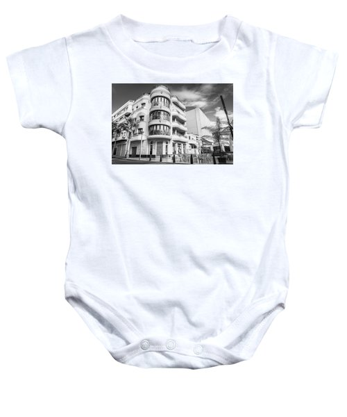 Stone And Steel. Baby Onesie
