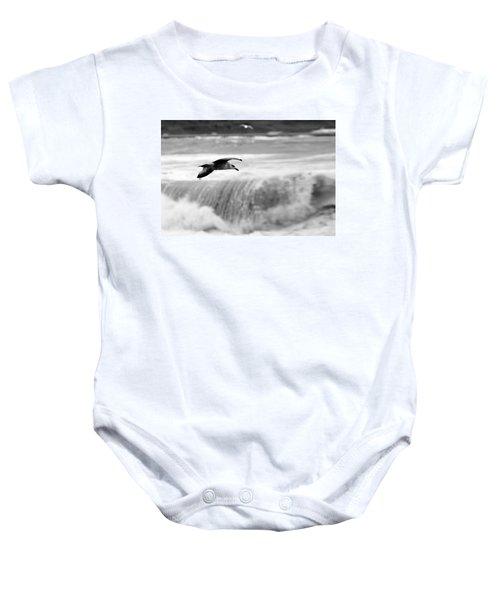 Storm Flight Baby Onesie