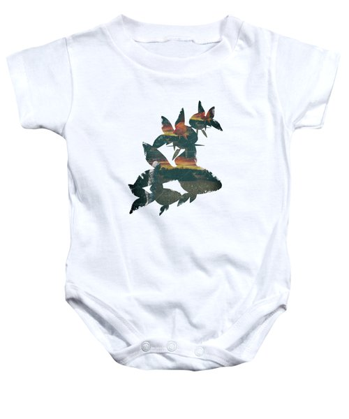 Strange Encounter Baby Onesie