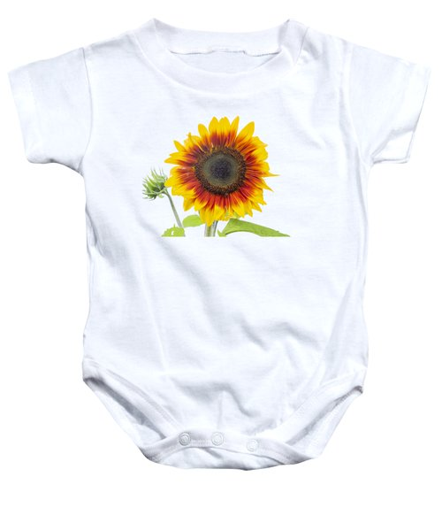 Sunflower 2018-1 Baby Onesie
