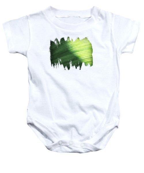 Sunlit Palm Baby Onesie