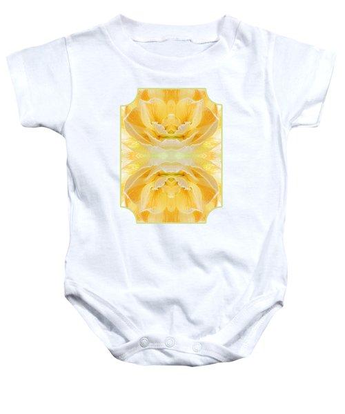 Sunshine Mosaic -  Vertical Baby Onesie