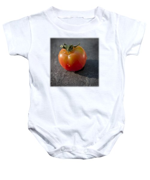 Sweet 100 T Baby Onesie by David Stone