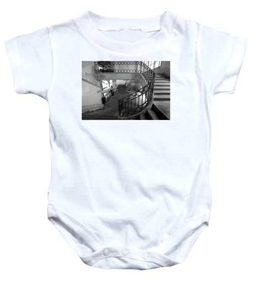 Taking A Photo Inside A Photo Baby Onesie