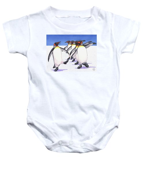 Tappity Tap Baby Onesie