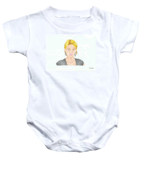 Taylor Swift Baby Onesie by Toni Jaso