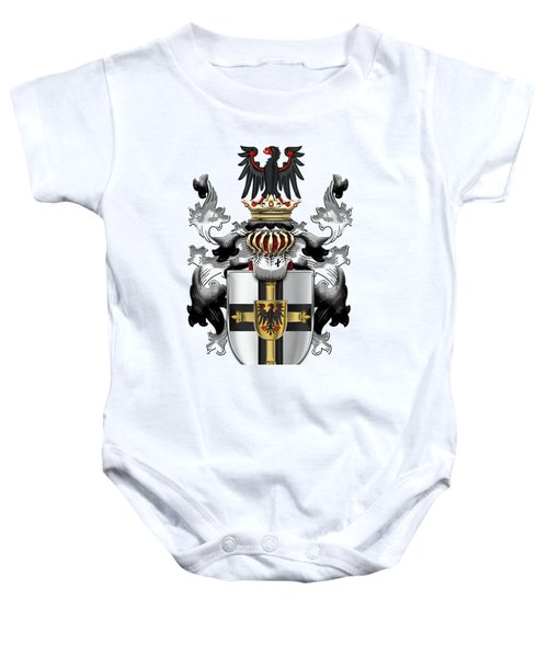 9a9be65a8 Teutonic Order Baby Onesies