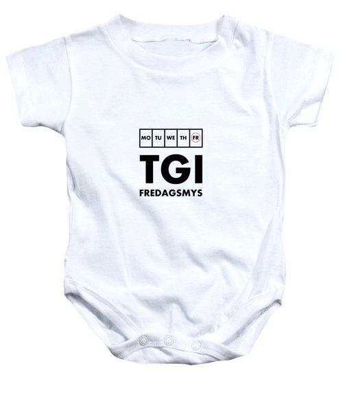 Tgi Fredagsmys Baby Onesie