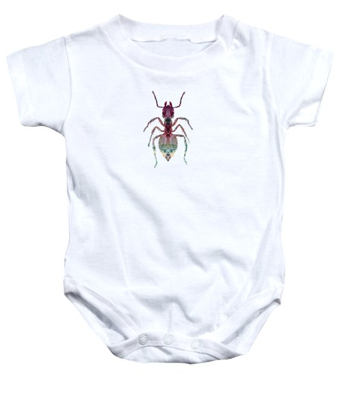 The Ant Baby Onesie by BittenByErmines