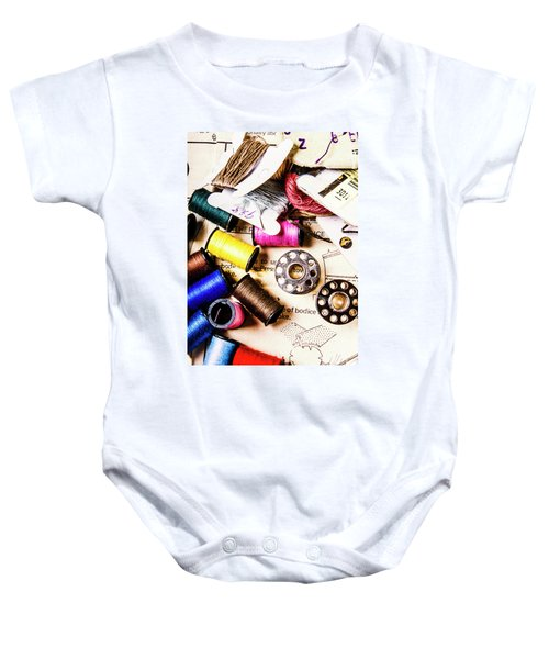 The Art Of Craft Baby Onesie
