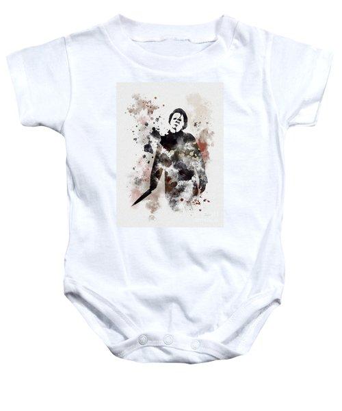 The Boogeyman Baby Onesie