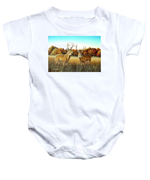 The Boys Baby Onesie