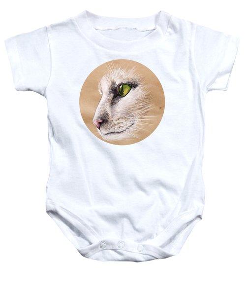 The Cat Baby Onesie
