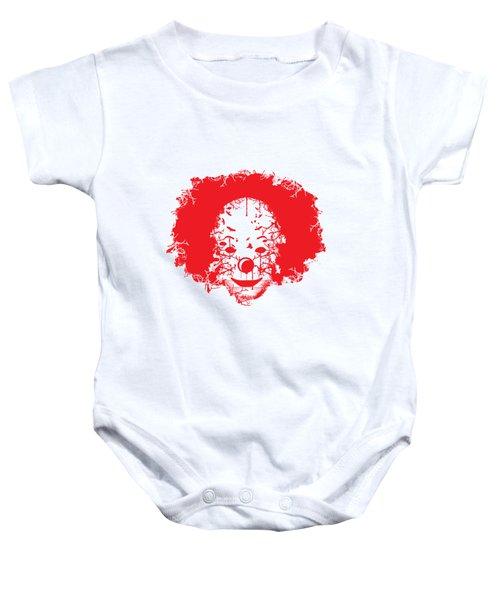 The Clown Baby Onesie