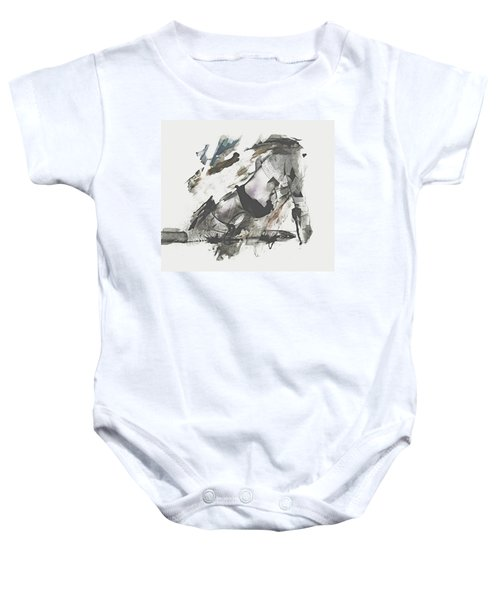 The Dancer Baby Onesie