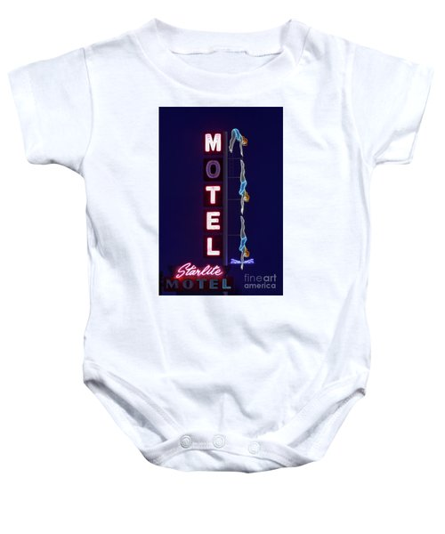 Baby Onesie featuring the photograph The Diving Lady Of Mesa, Arizona by Sam Antonio Photography