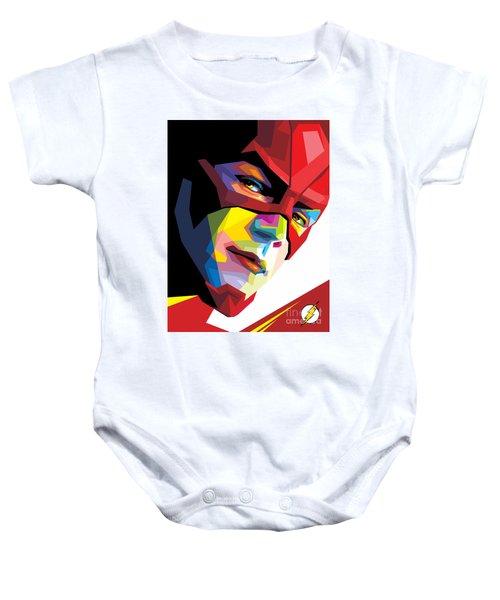 Grant Gustin Baby Onesies Fine Art America