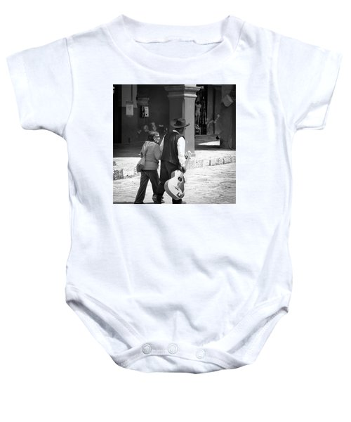 The Gig Is Over Baby Onesie