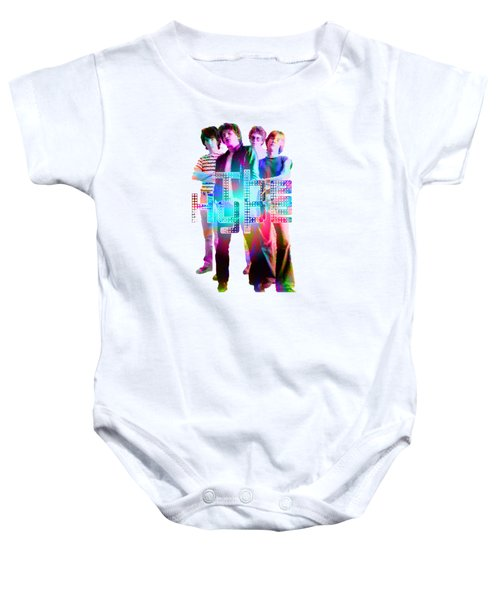 The Hype Baby Onesie by Clad63