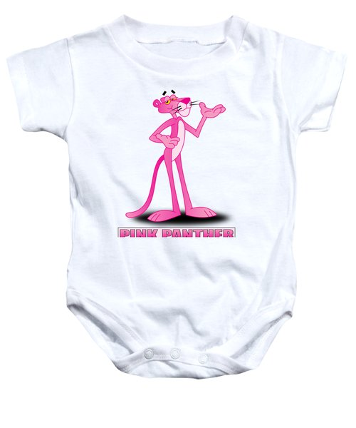 The Pink Panther Baby Onesie