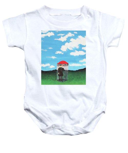 The Rainmaker Baby Onesie