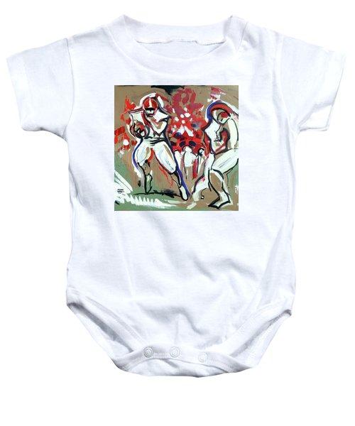 The Run Baby Onesie