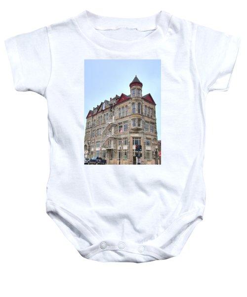 The Sedalia Trust Building Baby Onesie