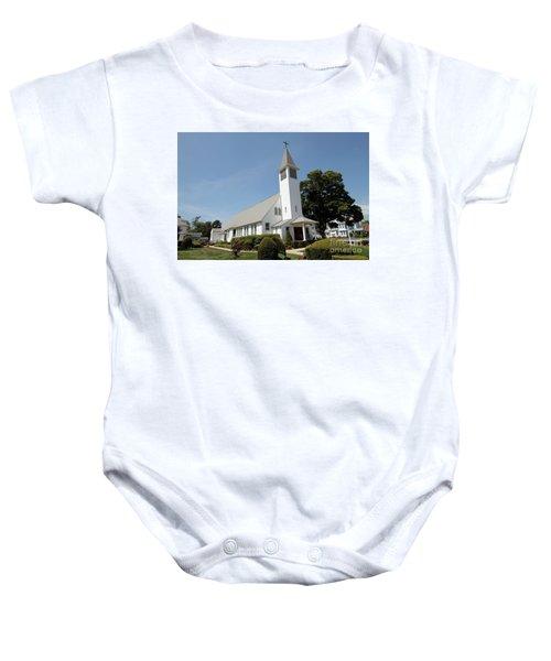 The St Francis De Sales R C Church Baby Onesie