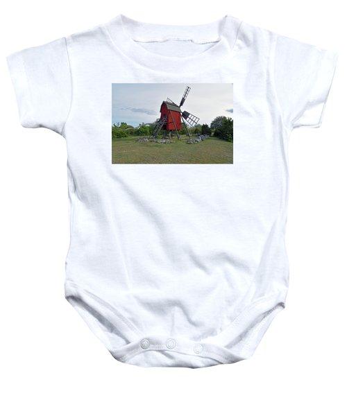 The Windmill Baby Onesie