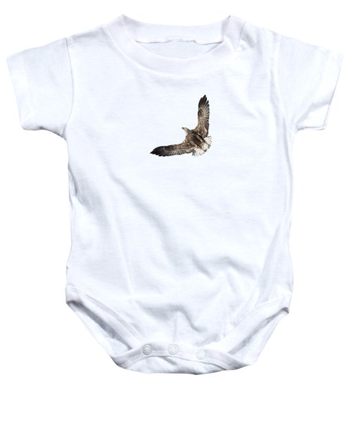 The Wings Of An Eagle 2018 Isolated Baby Onesie