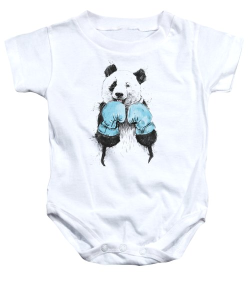 The Winner Baby Onesie