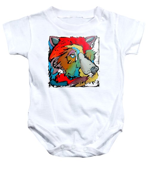 The Witness Baby Onesie