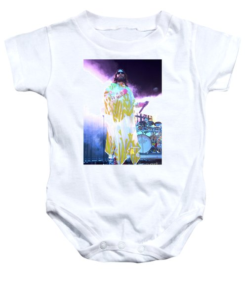 96db04bd Thirty Seconds To Mars Jared Leto Baby Onesie
