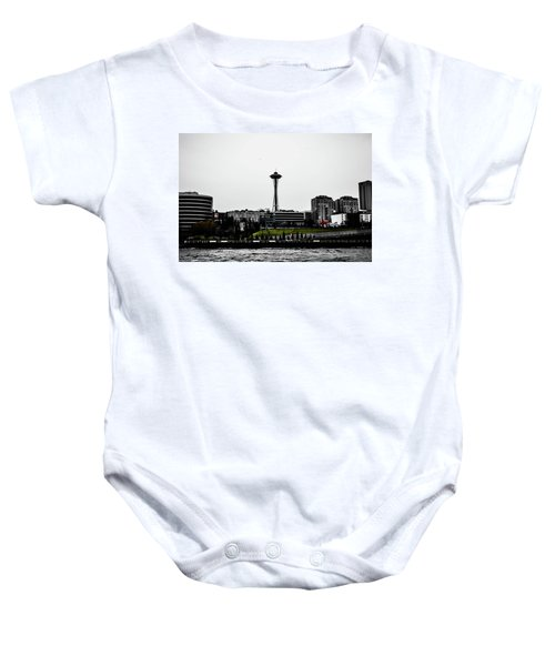 This Is Seattle  Baby Onesie