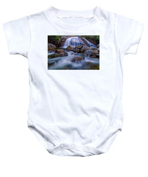 Thompson Falls, Pinkham Notch, Nh Baby Onesie