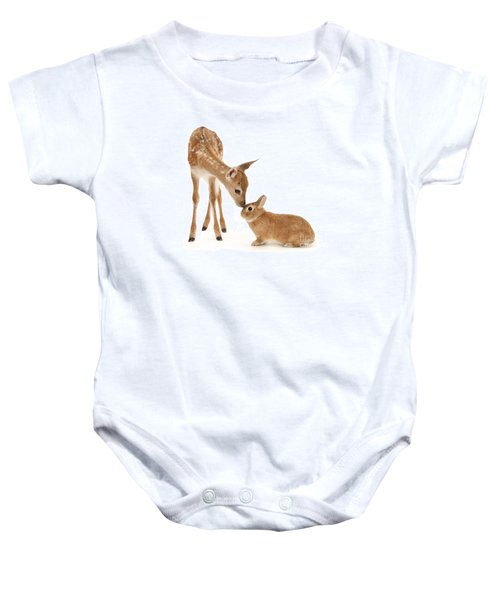 Thumper And Bambi Baby Onesie